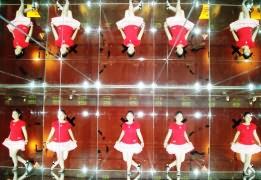 """张若琦《瑞士伯尔尼博物馆的""""魔法镜""""》"""