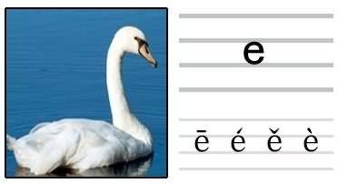 《汉语拼音1 a o e》教学参考图片