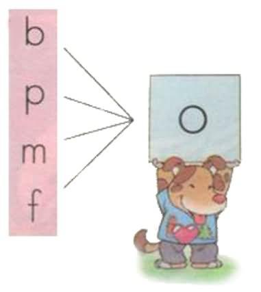 汉语拼音3 b p m f 教学参考图片 -汉语拼音3 b p m f