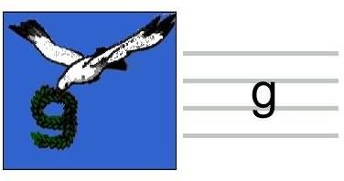 汉语拼音5 g k h