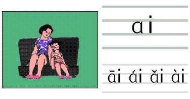 汉语拼音9 ai ei ui 学参考图片,教案,教学反