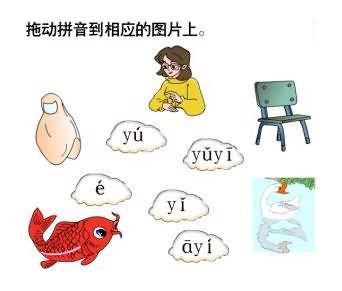 汉语拼音2 i u ü